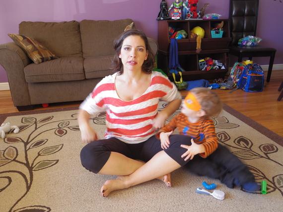 I Failed At Motherhood